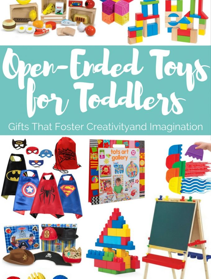 Open-Ended Toys for Toddlers: Gifts that Encourage Imaginative Play