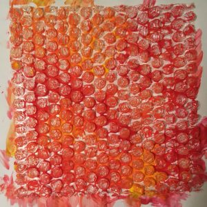 bubble wrap trees